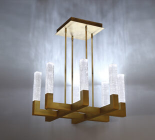 Stylish Rectangular Chandeliers