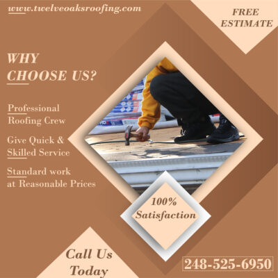 Bloomfield Michigan roofing