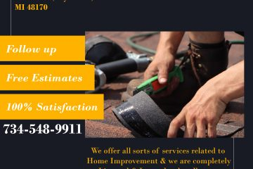 Roofing repair Plymouth Michigan