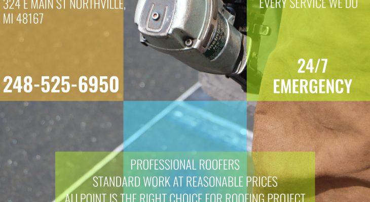 Roofing contractors Farmington Hills Michigan